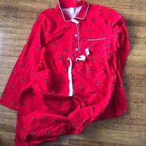 NWT GAP pajama set. Size XL
